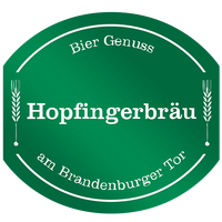 Hopfingerbräu am Brandenburger Tor